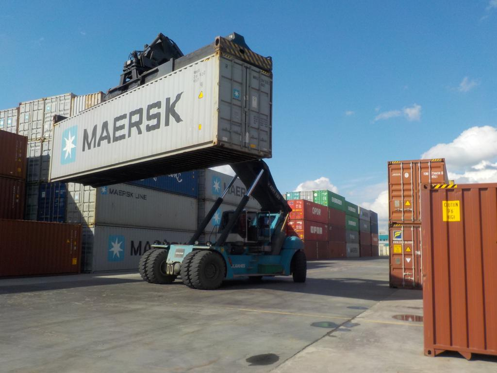 Container shipping картинка