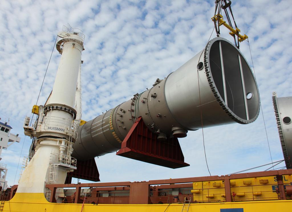 Project cargo transportation картинка